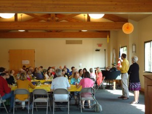 Solar Sunday at St. Andrew's Lutheran Church