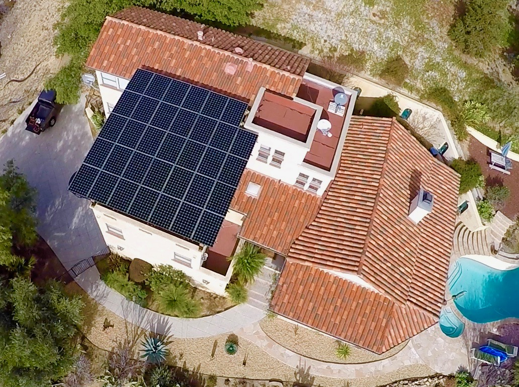 Services How Does Solar Power Work In A Residential Home Electric Pv